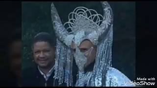 Obama Baphomet Drag Queen.. Mirrored from Brandon cory Nagley  youtube channel