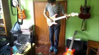 The Jimi Hendrix Experience - Voodoo Child (Slight Return) Cover