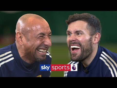 How Many Premier League 'keepers Can Foster Name In 30 Seconds? | Lies | Ben Foster & Heurelho Gomes