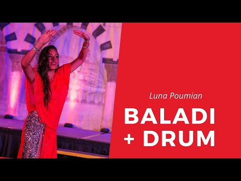 Baladi + Drum // Belly Dance Masters 2017