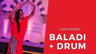 Baladi + Drum // Belly Dance Masters 2017