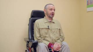 """Интервью с Виктором Счастливым. Организация """"Сильные Активные Молодые Инвалиды"""""""