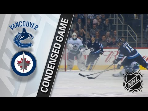12/11/17 Condensed Game: Canucks @ Jets
