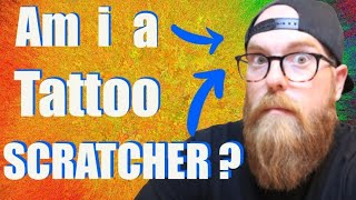 ✅AM I A SCRATCHER?? ?+PLUS+ New tattoo shop!!! ?