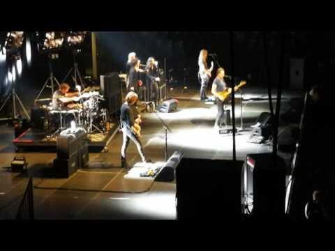 Sting live at Porsche Arena, Stuttgart March 29th 2017