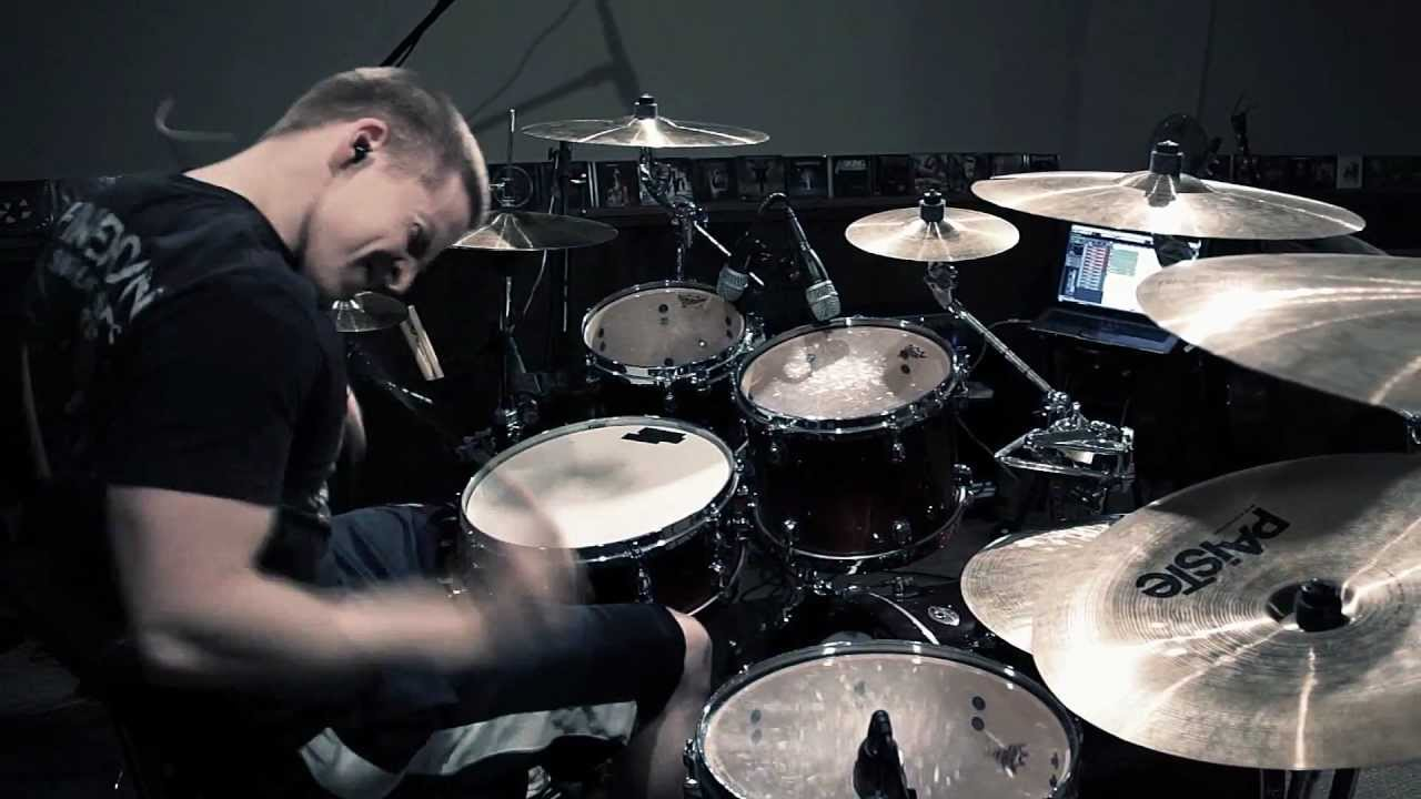 Steve Tilley Bullet For My Valentine Your Betrayal Drum Cover