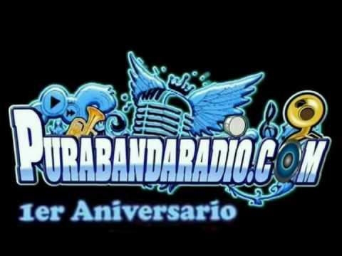 Comando B -Amor en clave- 1er Aniversario de PuraBandaRadio