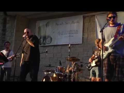 Thick Six - Whiskey River - Music Under the Stars 8-12-2015
