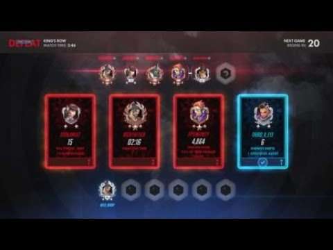 Overwatch better matchmaking