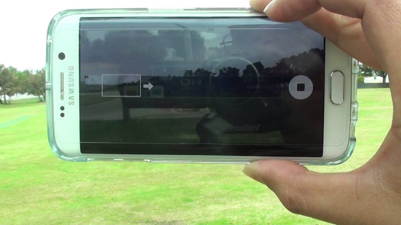 Samsung Galaxy S6 Edge: How To Take A Panorama Shot With
