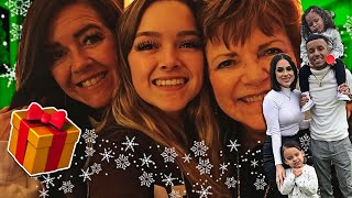 Surprising My Family For Christmas🥰☃️