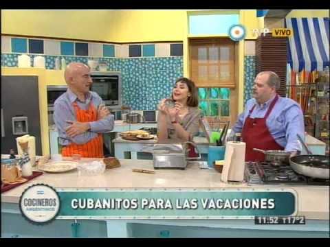 Cubanitos, cucuruchos, capelinas y barquillos caseros