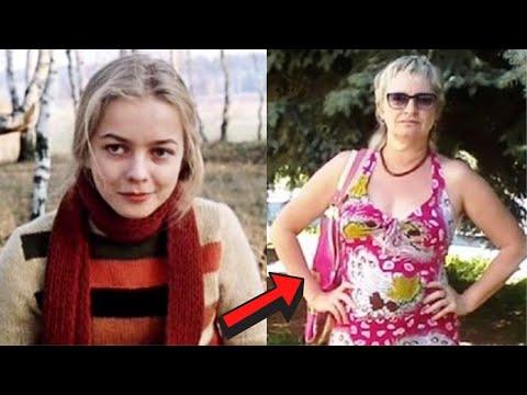 Советские актрисы тогда и сейчас