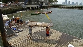 City Of Water Day 2013: The First Annual Cardboard Kayak Race