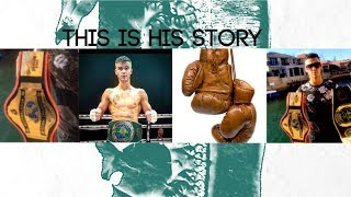 SITDOWN WITH BOXING CHAMPION, ACTION JACKSON ENGLAND