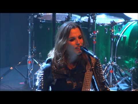Halestorm - Rock Show (Live - AB - Brussels - Belgium - 2013)
