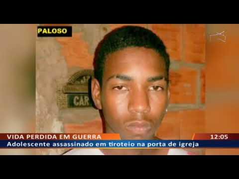 DF ALERTA - Pebas atiram até na porta da igreja para matar desafeto