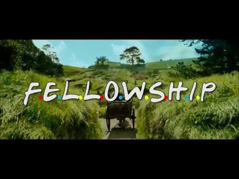 LotR Fellowship - Friends Opening