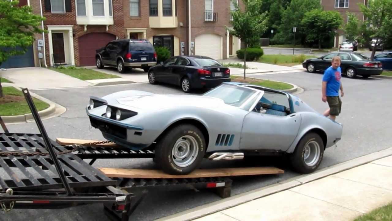 1969 Corvette Project part 1