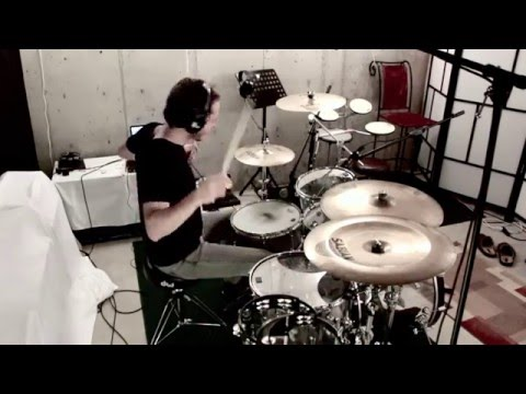 2 Heads Drum Cover