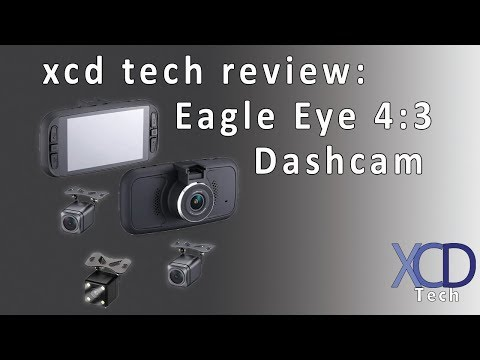Eagle Eye 4 Dashcam System Review
