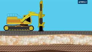 K2A Rapid Impact Compaction