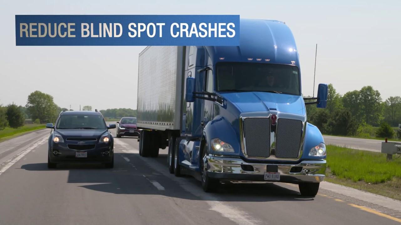Bendix™ BlindSpotter® Side Object Detection System