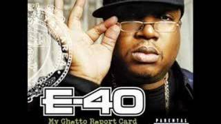 Watch E40 All Tha Time video