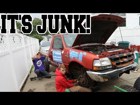His Drift Truck is JUNK!!!