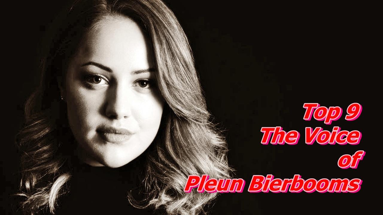 Download Top 9 The Voice of Pleun Bierbooms (REUPLOAD)