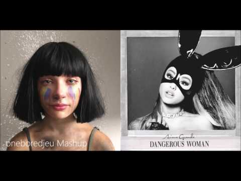 Sia vs Ariana Grande - Be The Greatest (Mashup)