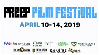 Freep Film Festival 2019 trailer