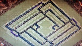 """Lets Play Clash of Clans #88""""TH10 Trophy/Clanwar Base 275 Walls NEW/BEST Speedbuild""""[HD] GER/DEUTSCH"""