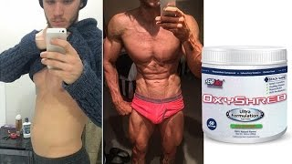 EHPLabs OxyShred Supplement Review - EHP Labs Fat Burner Oxy Shred Weight Loss Powder