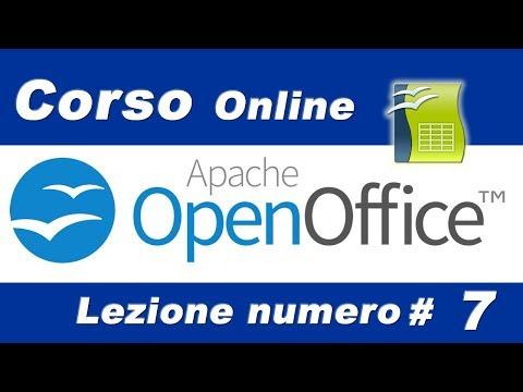 [OpenOffice Facile] Cambiare Formato Valuta Da Euro € A Dollaro $   #7