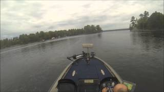 Skeeter Bass Boat Catching Ranger
