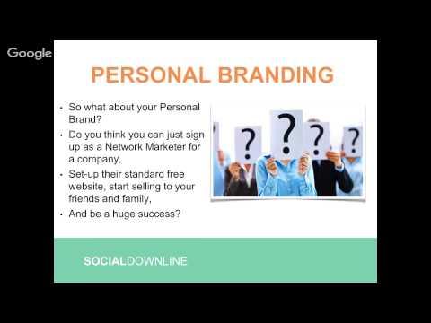 Personal Branding & Your Networking Biz
