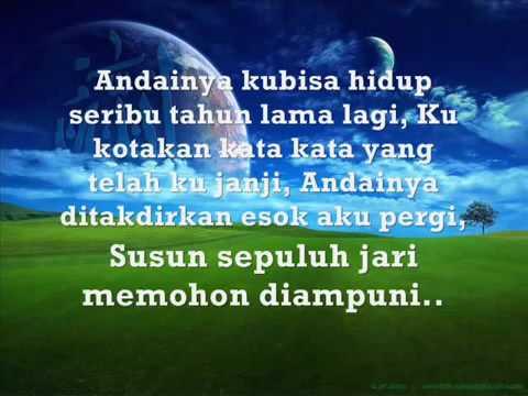 Mawi Feat AC Mizal - Al Haq Yang Satu 'LIRIK' _ TK