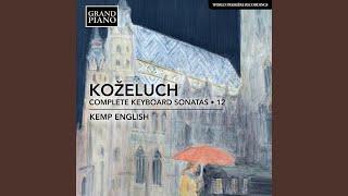 Piano Sonata in E Minor, P. XII:45: I. Adagio - Allegro molto con fuoco