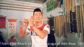 Vén Rèm Châu (卷珠帘)  Cover Thắm sáo