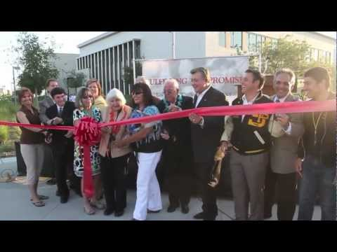 Grand Opening of San Pedro High School Olguin Campus: August 9, 2012