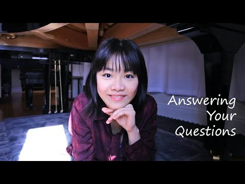 How Do I Practice Piano? Q&A   Tiffany Vlogs #109