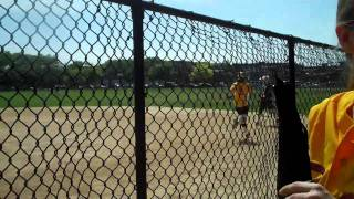 Gun shot while playing softball in Red Hook, Brooklyn NY