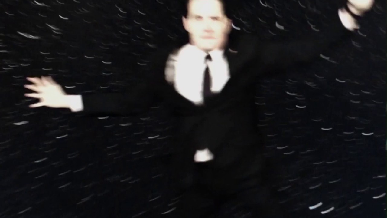 Agent Dale Cooper does amazing dive (Shooting Stars) - YouTube