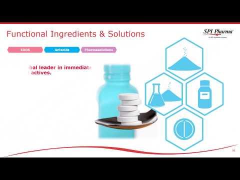 Get To Know SPI Pharma