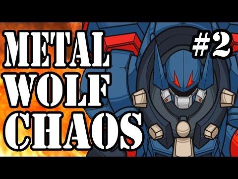 Super Best Friends Play Metal Wolf Chaos (Part 2)