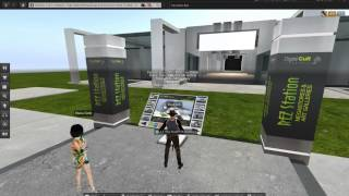 SecondLife Digital Cult Life Style Part2