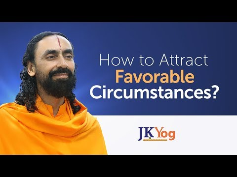 Powerful Mindset to Attract Favorable Circumstances In Life | Swami Mukundananda