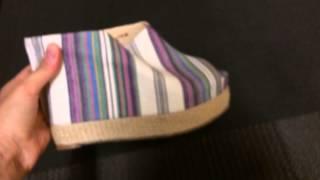 видео Женская обувь 41 размера