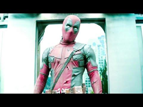 Deadpool 2 best fight Whattsapp status